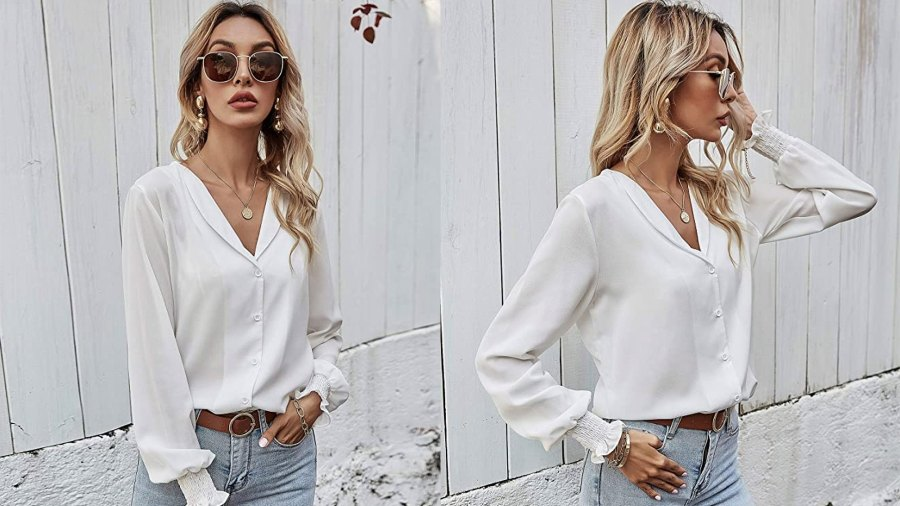 Why is Low Cut Blouse For Women Is Being So Trendy These Days