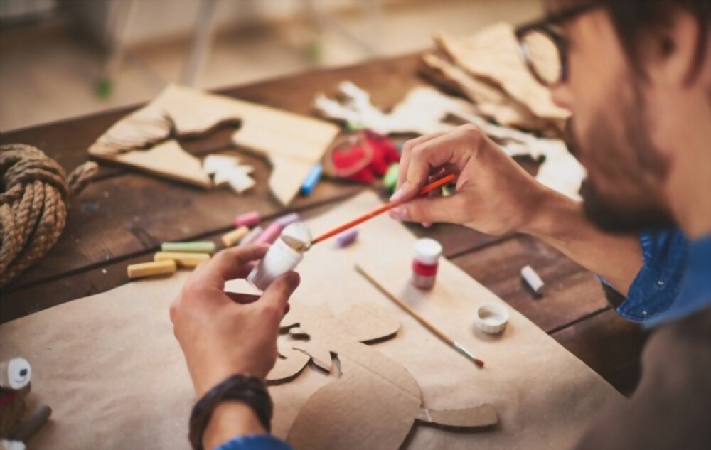 Anyone Can Begin In Arts And Crafts Today With This Advice