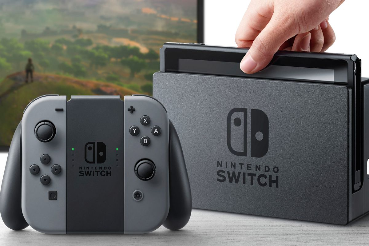 Developing for Nintendo Switch