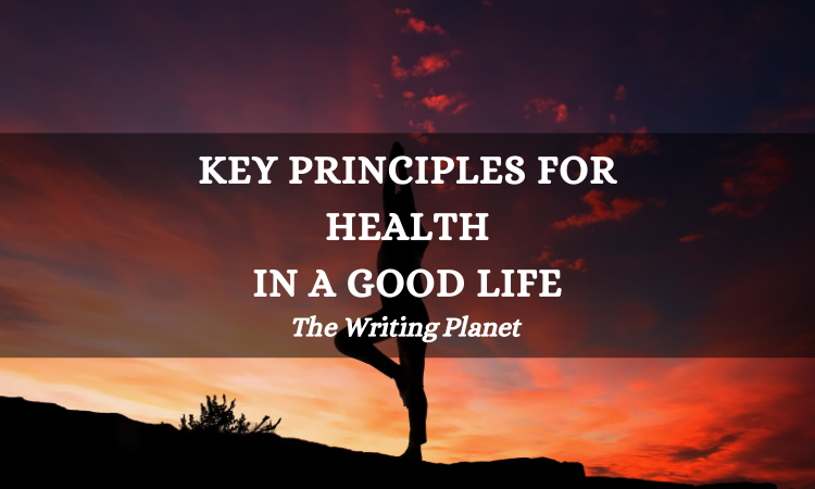 Key principles for Health in a Good Life