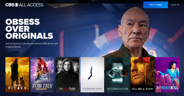 What is CBS? Detailed Review of CBS All Access