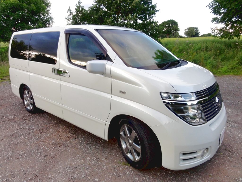 Nissan Elgrand for Sale