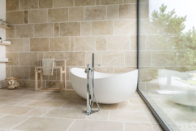 Why Do You Need to Use Travertine Tiles