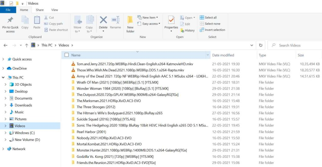 Remove Duplicate Videos from Windows
