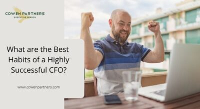 Best Habits Of Highly Successful CFO